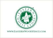Eastern Wood Fence